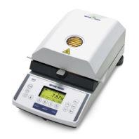 Анализатор влажности HB43-S  (цены от завода)