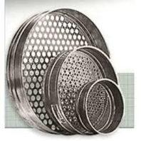 Сито лабораторное СЛП-200 продолговатая ячейка  (цены от завода)