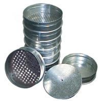 Сито лабораторное СЛП-200 круглая ячейка  (цены от завода)