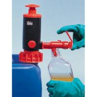 Насос для канистр и бочек Bürkle PumpMaster для неагрессивных жидкостей  (цены от завода)