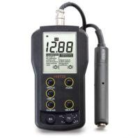 Портативный влагозащишенный кондуктометр HI 8733  (цены от завода)