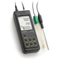 Портативный pH-метр HI 9124N