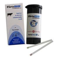 Кетоновый тест PortaBHB Milk Ketone Test  (цены от завода)