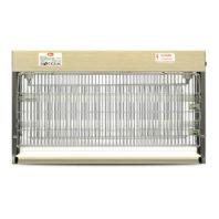 Инсектицидная лампа WELL WE-400-2S